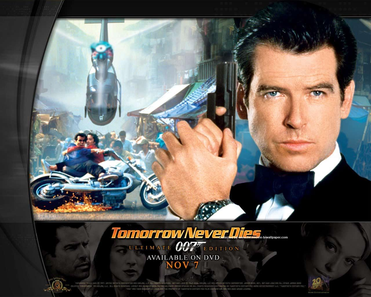 Anno 1997 Agente 007 - Pierce Brosnan as James Bond