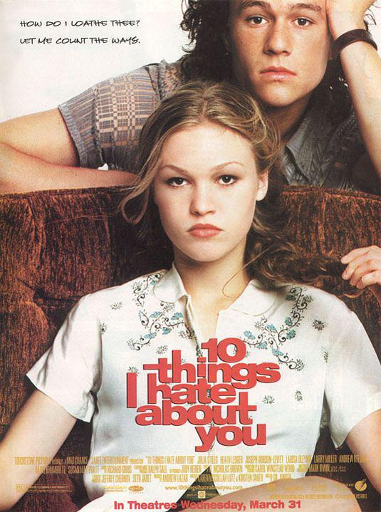 10 cose che odio di Te - Ten Things I hate about You