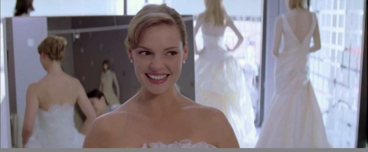 27 volte in bianco - 27 Dresses - commedia romantica - love commedy - 27 volte in bianco - 27 Dresses - Jane Nichols (Katherine Heigl) - Kevin Doyle (James Marsden)