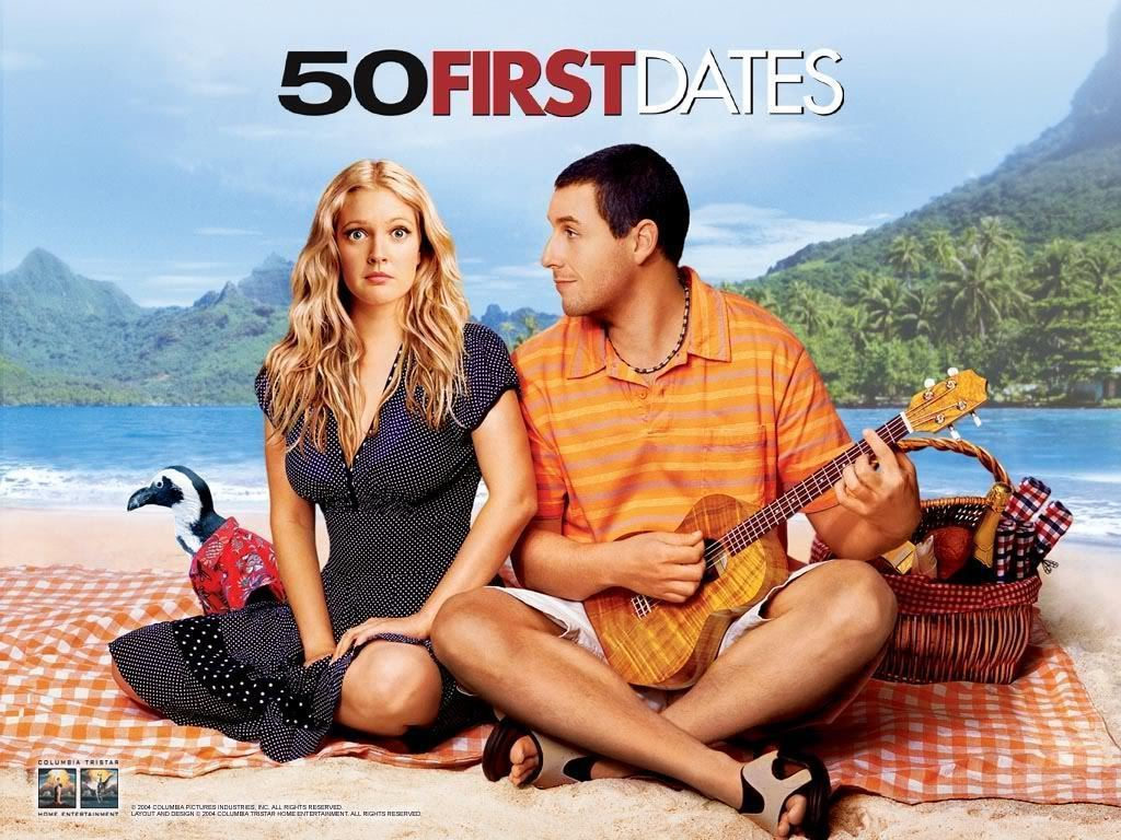 50 First Dates - 50 volte il primo bacio - Adam Sandler - Drew Barrymore