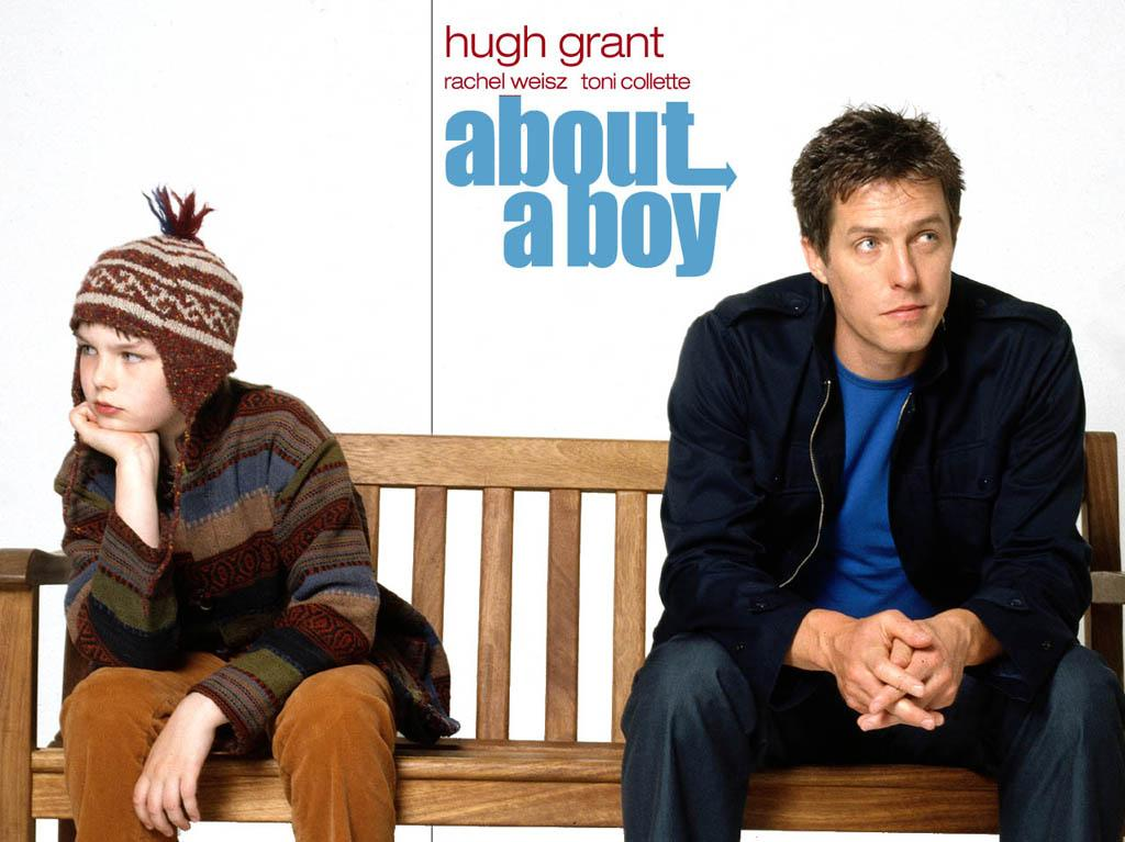 About a Boy - Hugh Grant - Rachel Weisz - Toni Collette