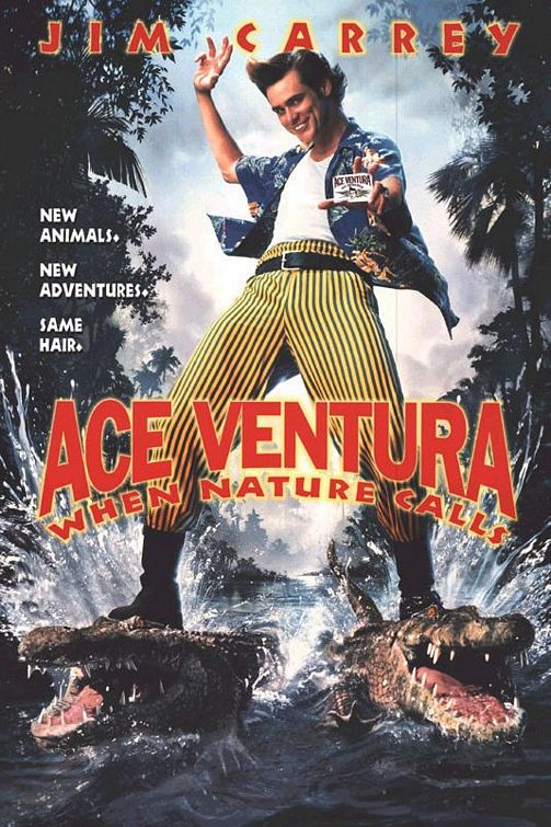 Ace Ventura - Missione Africa - When Nature Calls