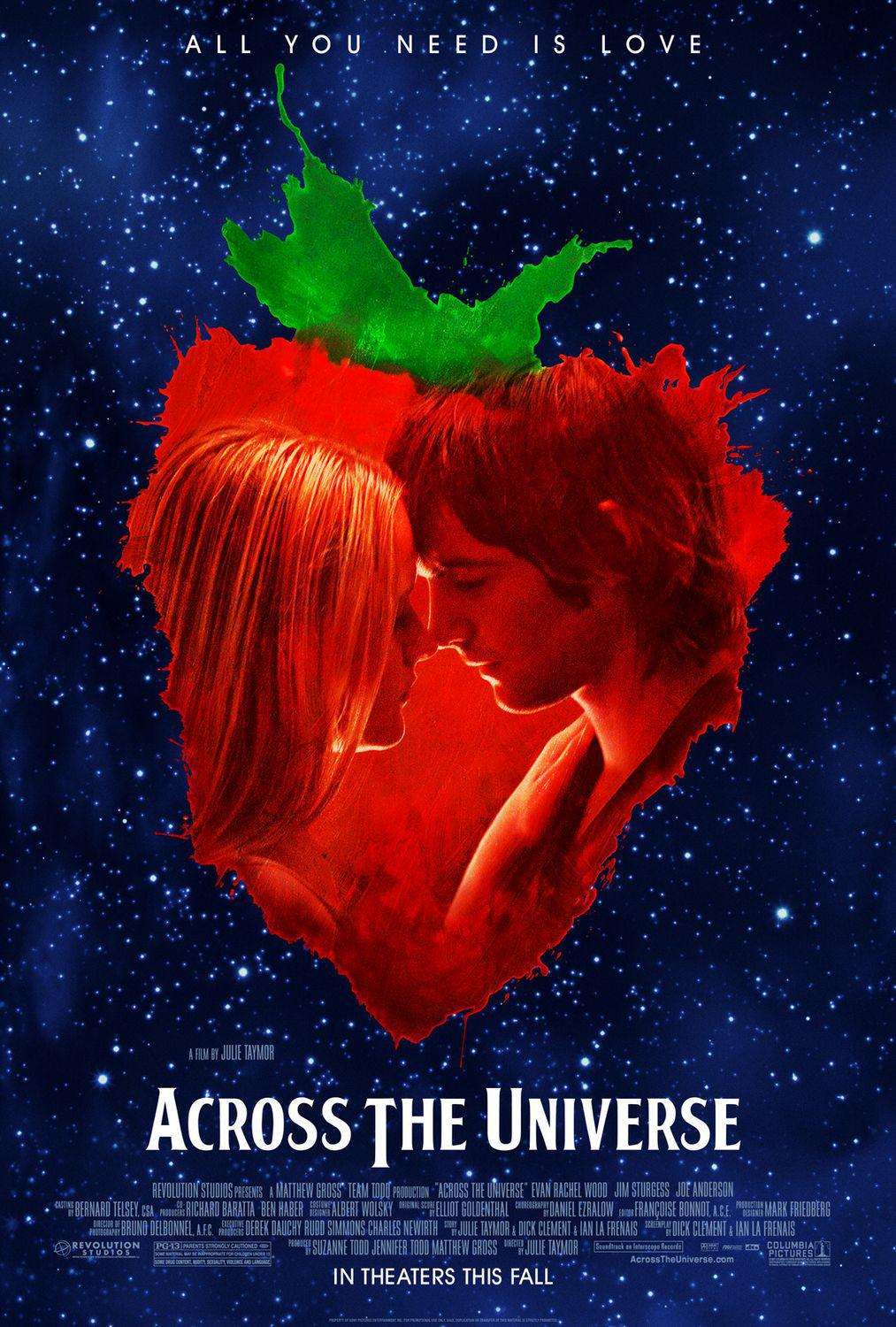Across the Universe - All you need is love