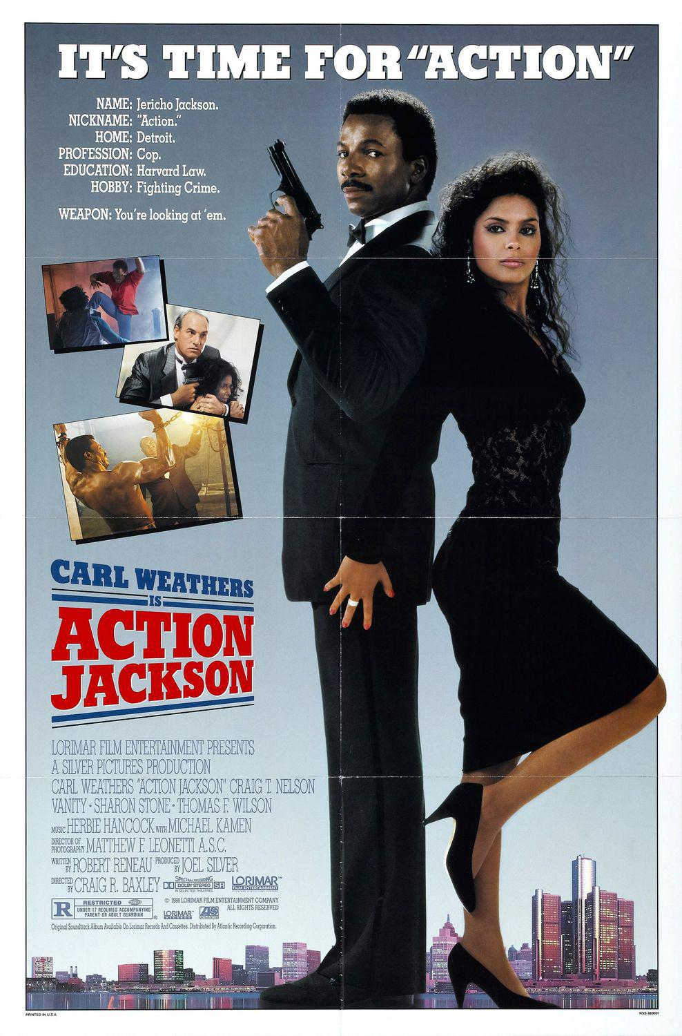 Action Jackson - Carl Weathers