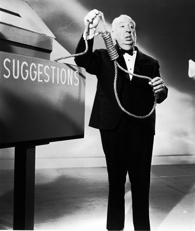 Alfred Hitchcock - suggestion