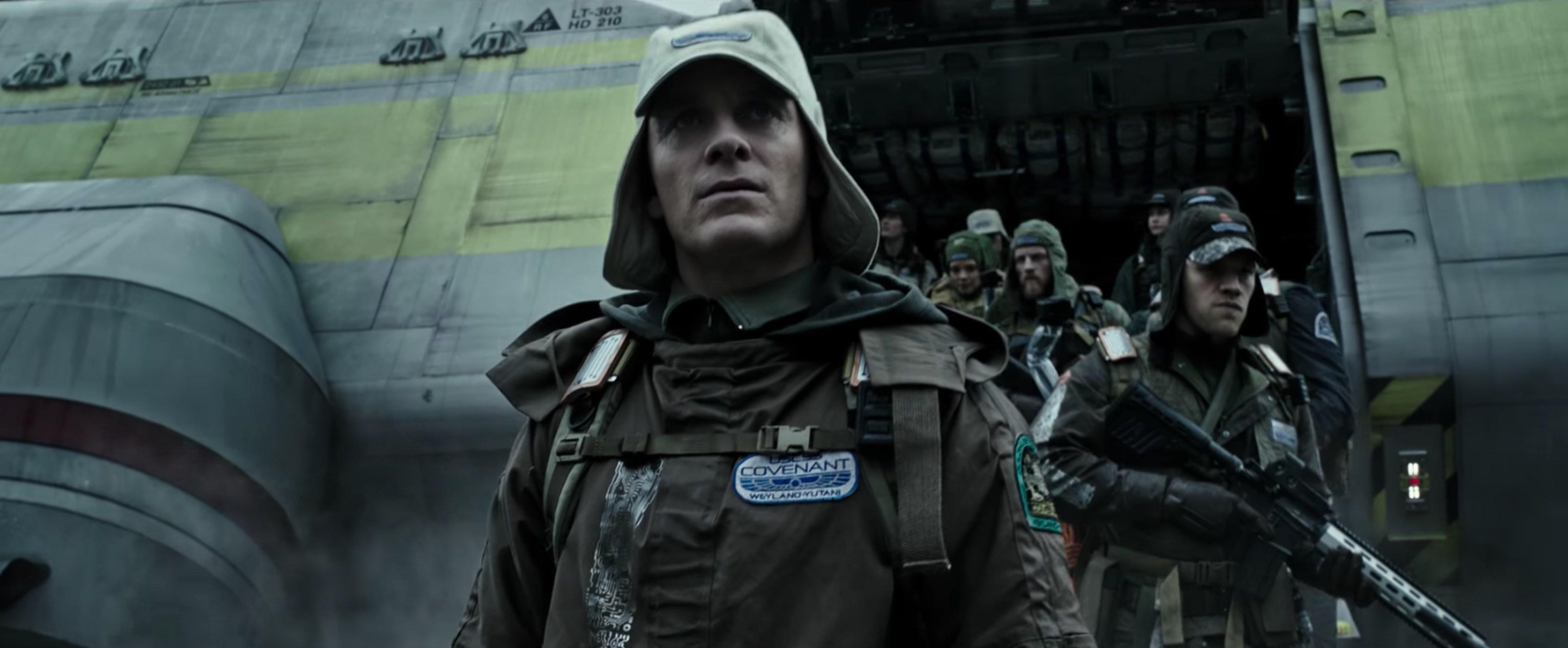 Alien Covenant - Walter