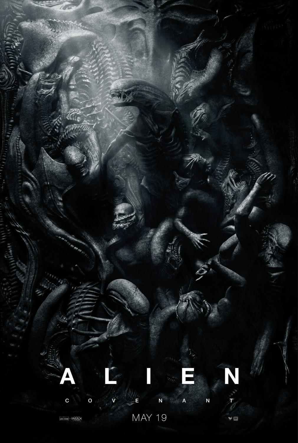Alien covenant 2017 film poster