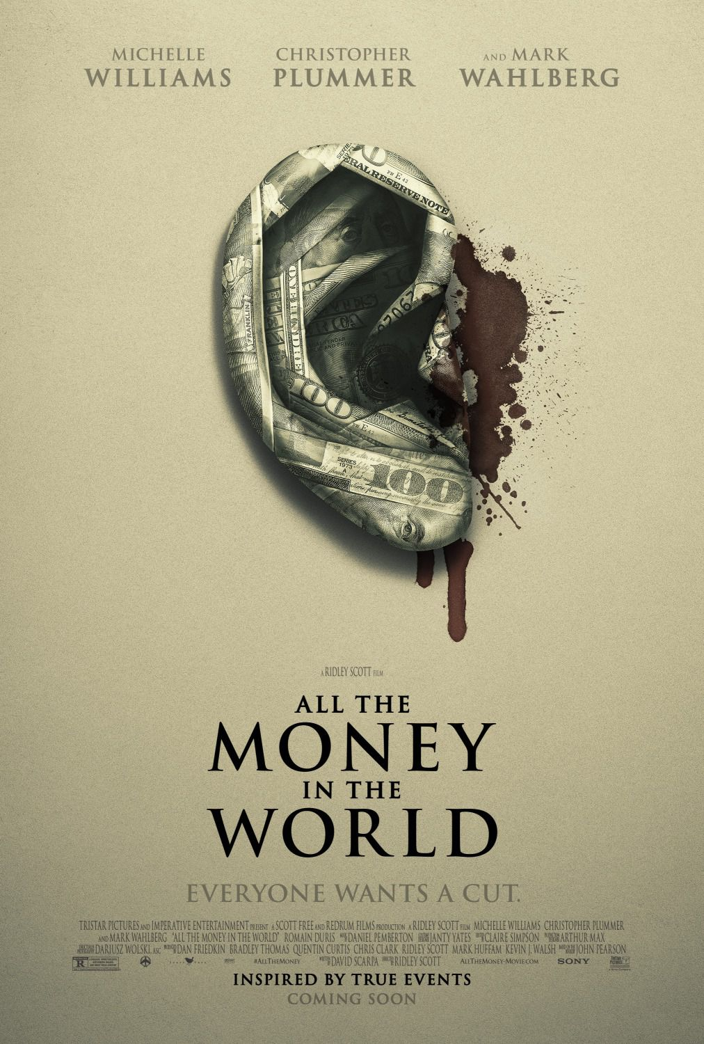 All the Money in the World - Tutti i soldi del Mondo