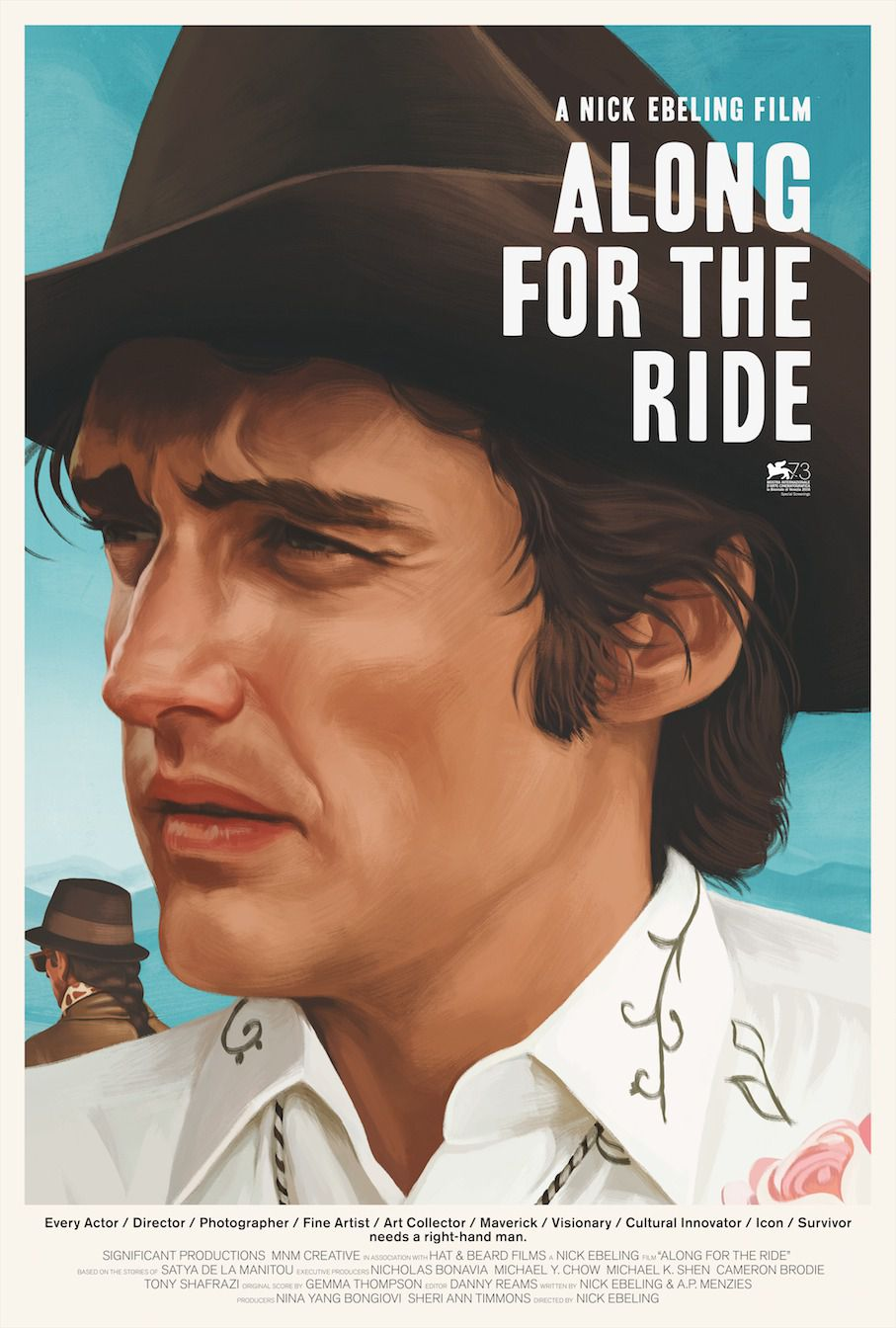 Along for the Ride - film poster