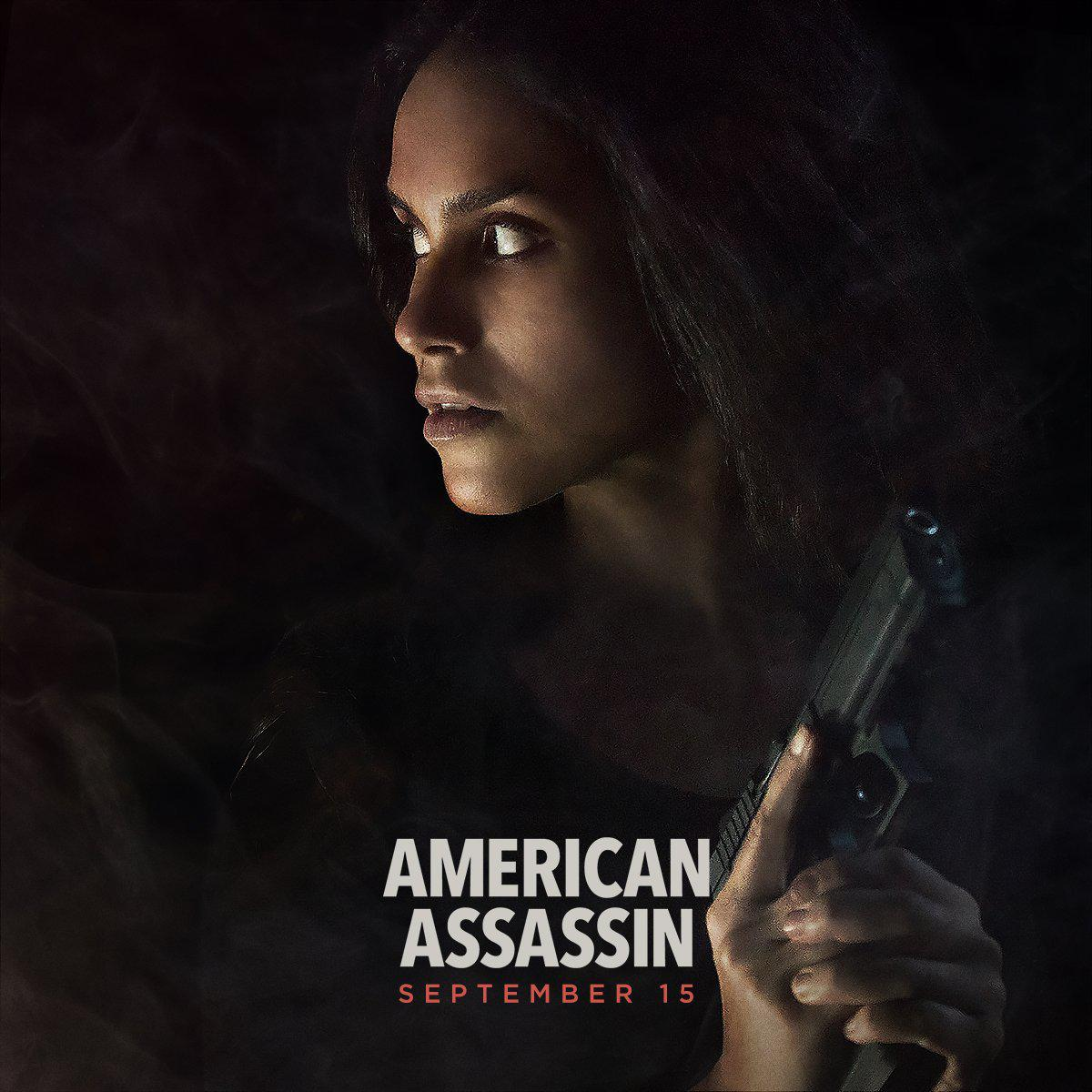 Film - American Assassin - poster