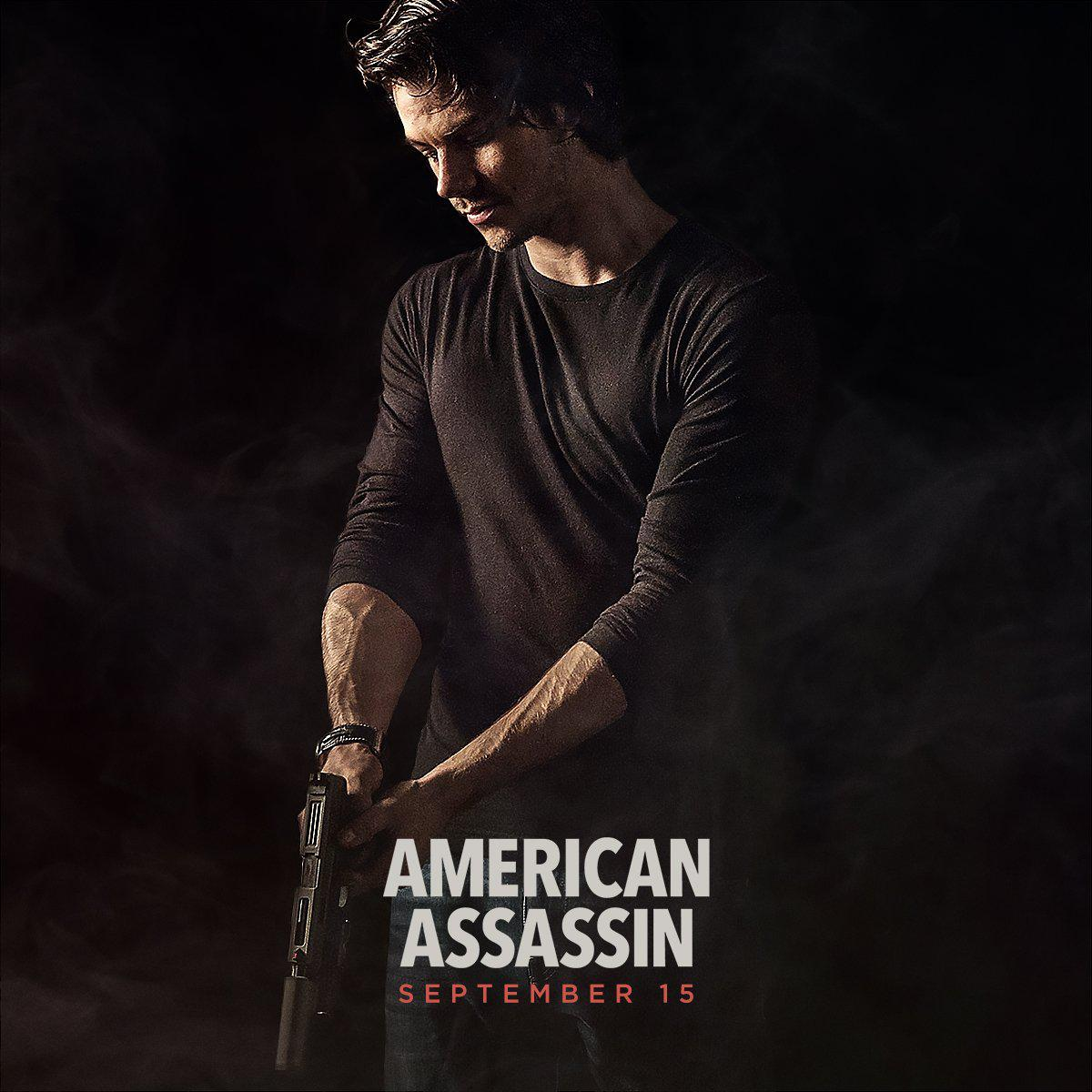 Film - American Assassin - Dylan O Brien - Michael Keaton - action film