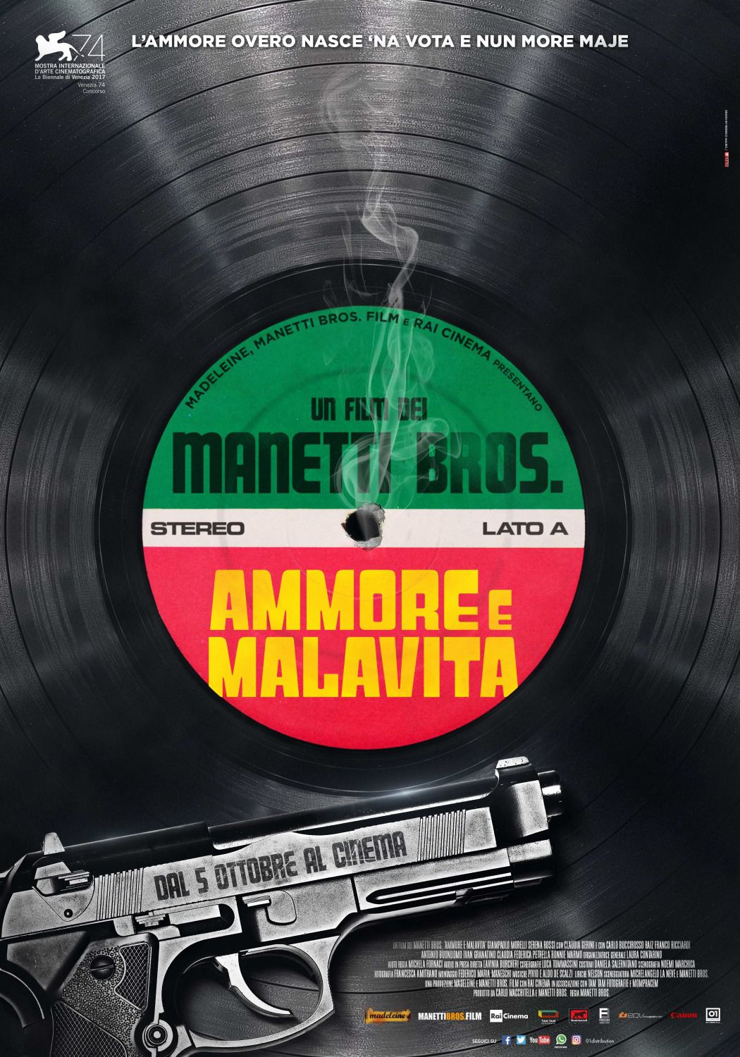 Ammore e Malavita - Love Amour and Malavida