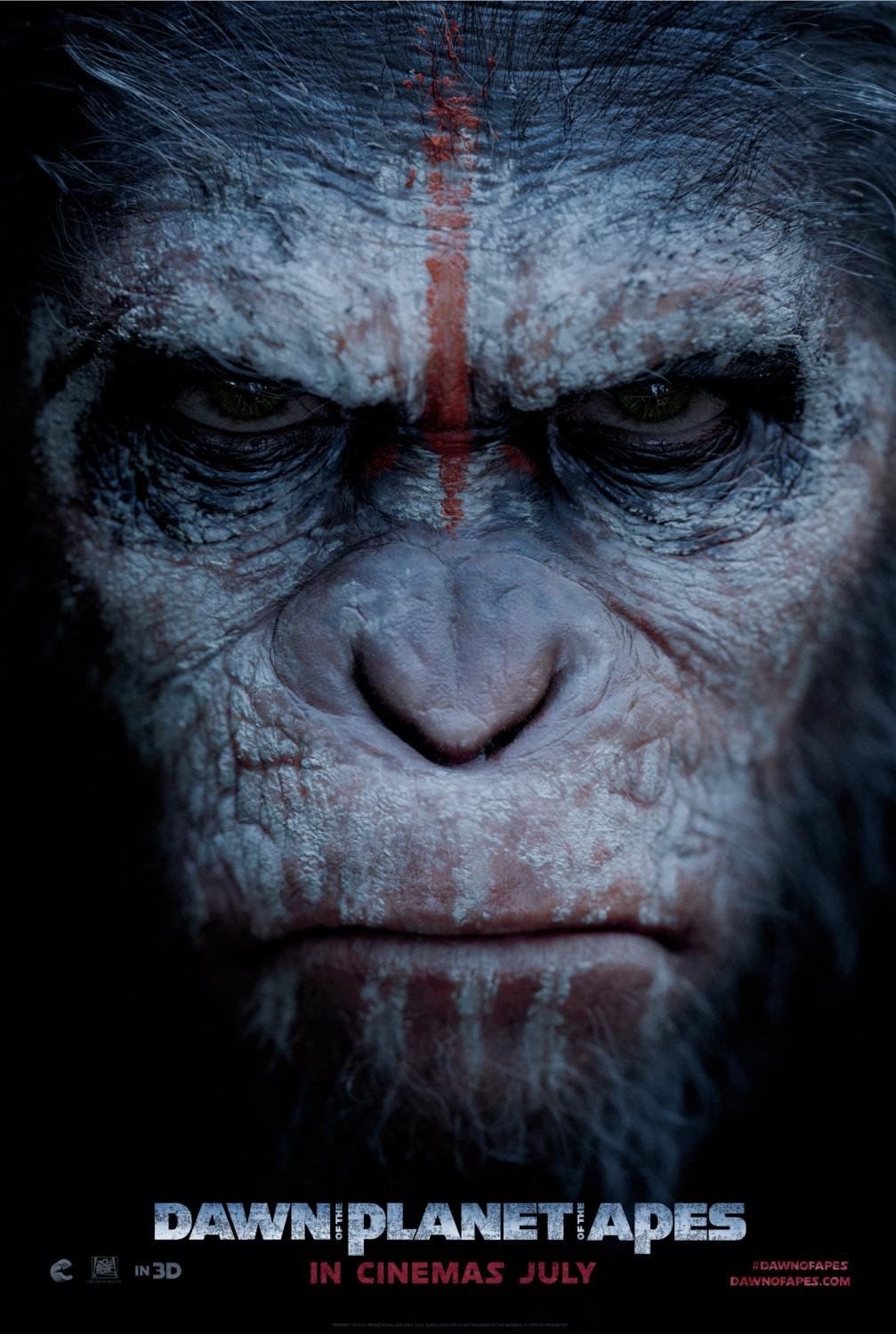 Apes 8 - Apes Revolution - Il Pianeta delle Scimmie - Dawn of the planet of the Apes (2014)