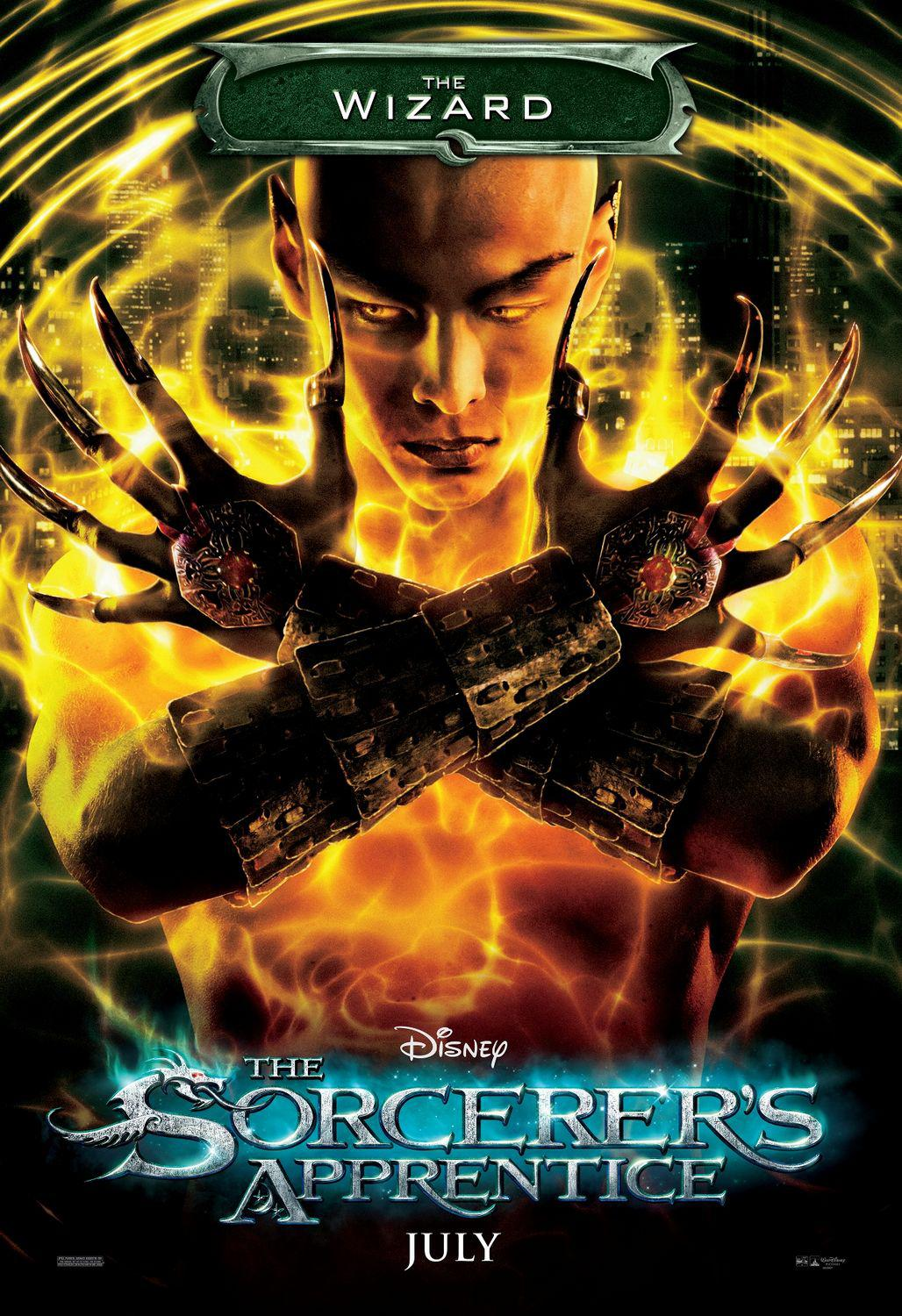 Apprendista Stregone - The Sorcerers Apprentice - Ethan Peck the Wizard