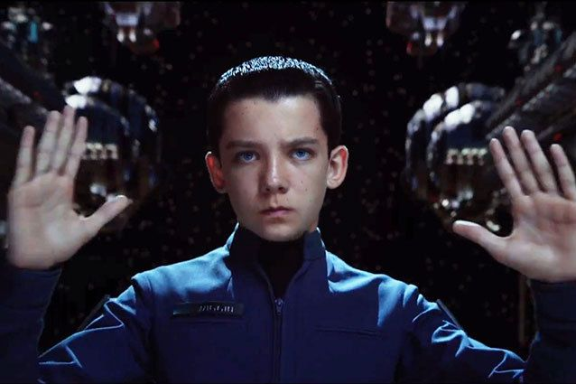 Asa Butterfield - Enders Game