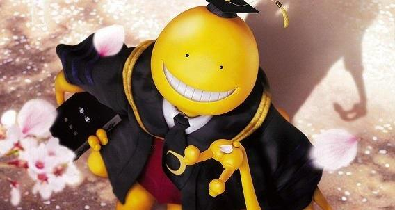 Assassination Classroom live action - Koro Sensei