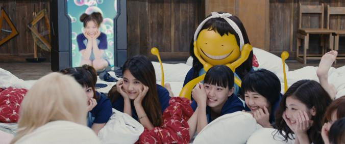Assassination Classroom live action - Koro Sensei girls party