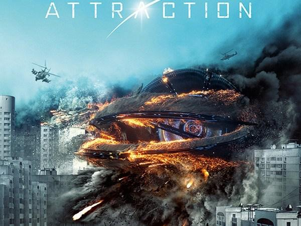 Attraction - Prityazhenie - film russo - Russian scifi movie