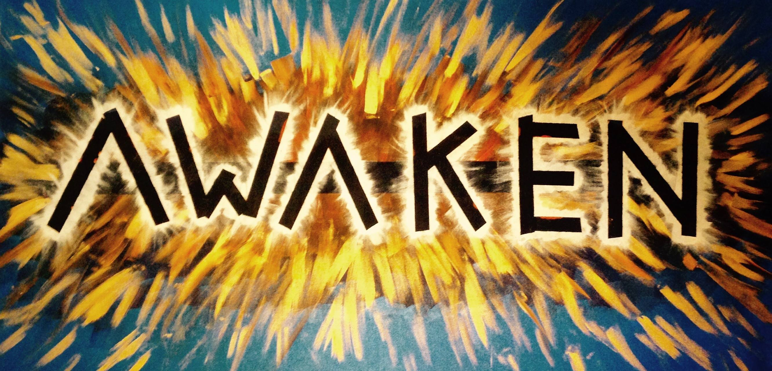 AWAKEN film logo