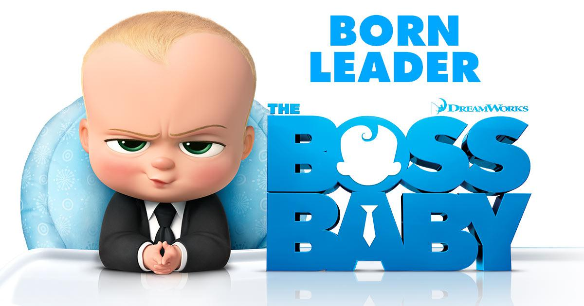 The Baby Boss - poster