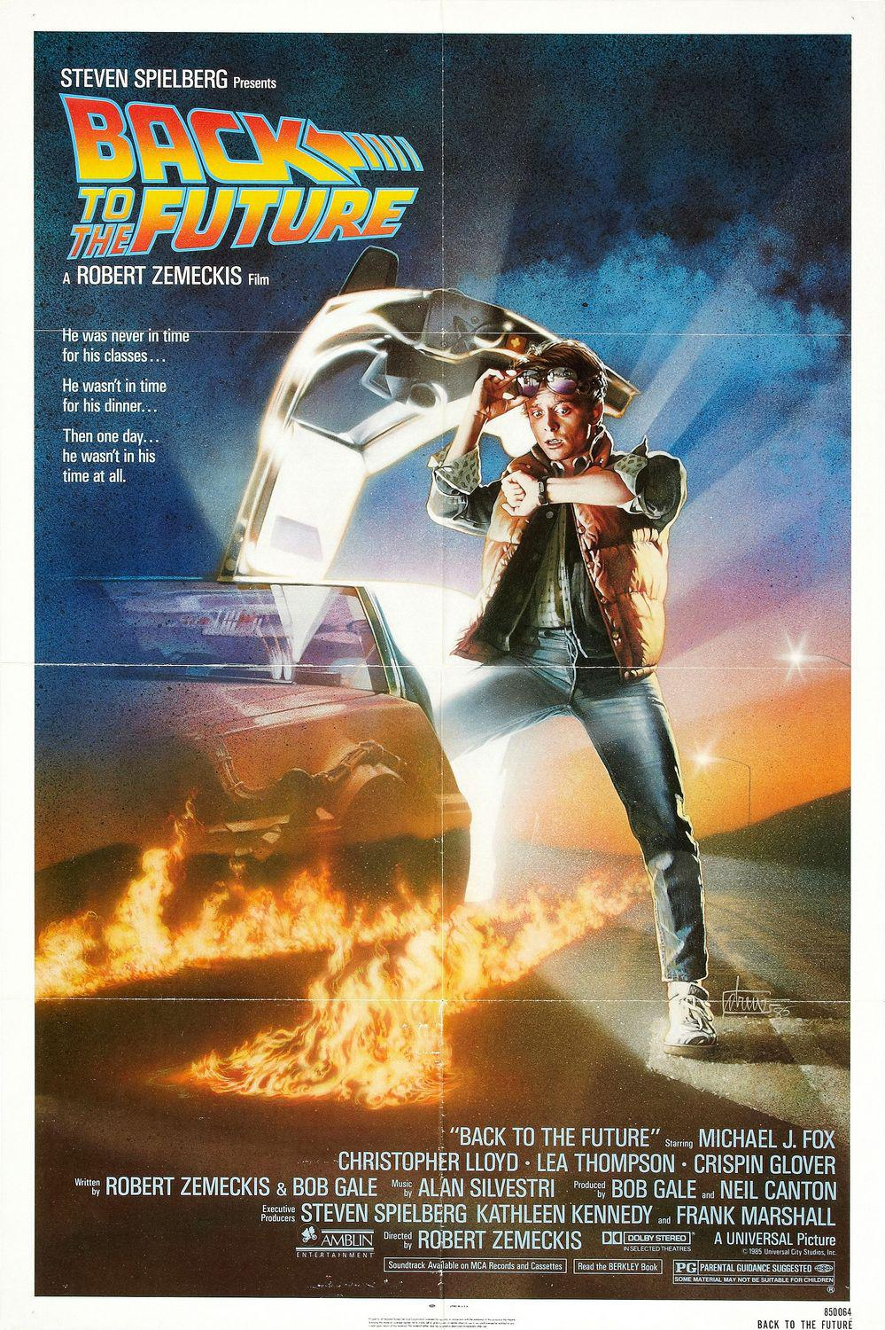 Ritorno al Futuro 1 - Back to the Future