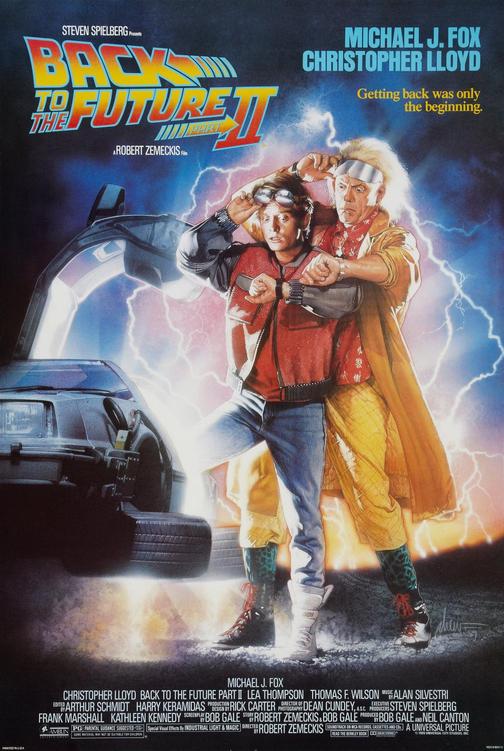 Ritorno al Futuro 2 - Back to the Future II