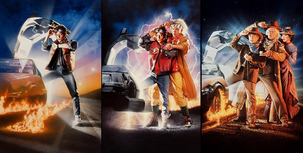Ritorno al Futuro Saga - Back to the Future Saga