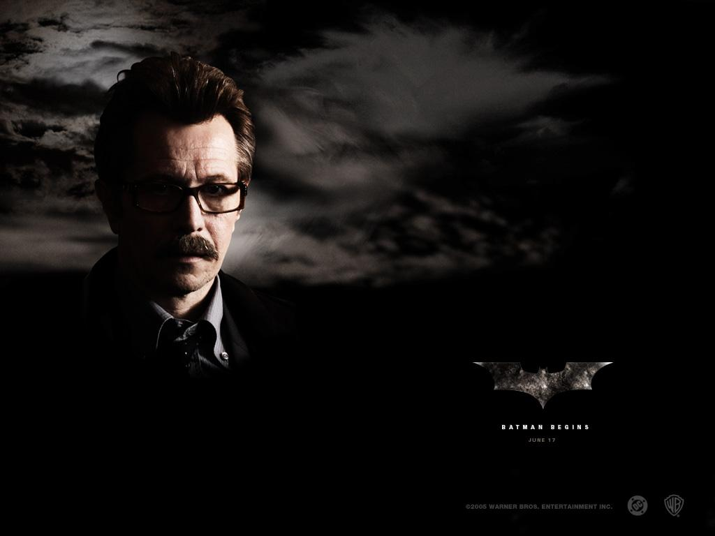 Gary Oldman (James Gordon)