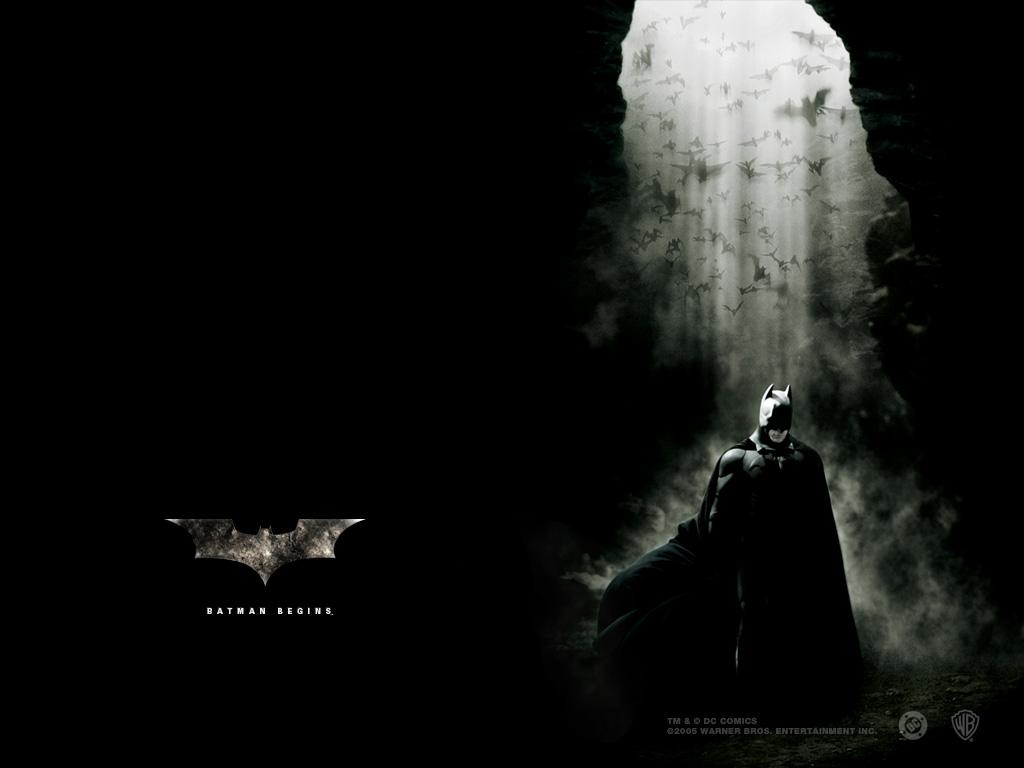 Batman begins - batcave
