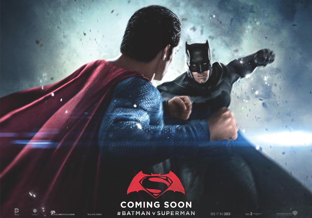 Batman Vs Superman - Dawn of Justice