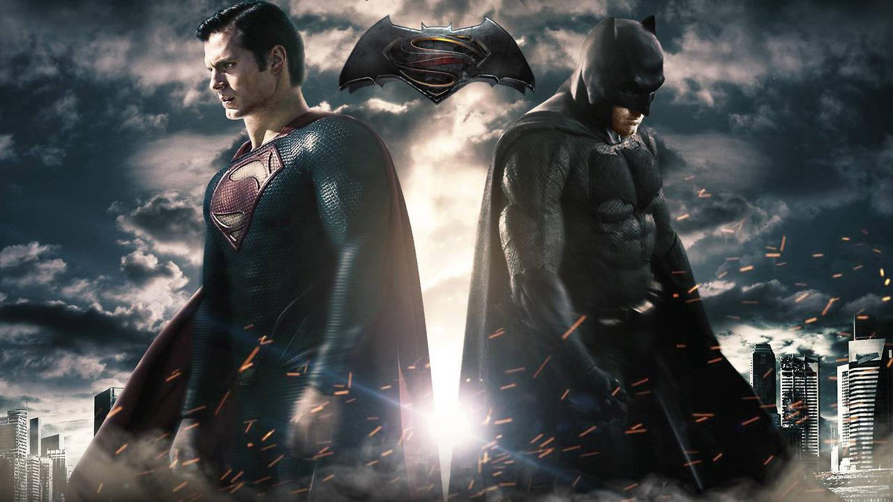 Batman Vs Superman - Dawn of Justice - duel