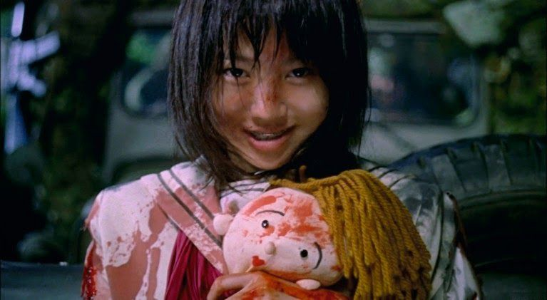 Film live action - Battle Royale - smile