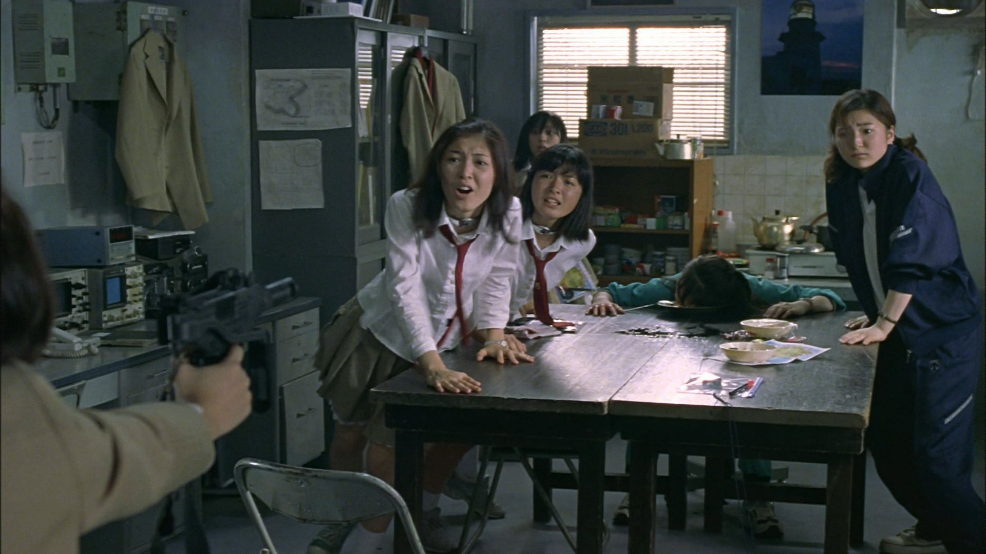 Film live action - Battle Royale - scene
