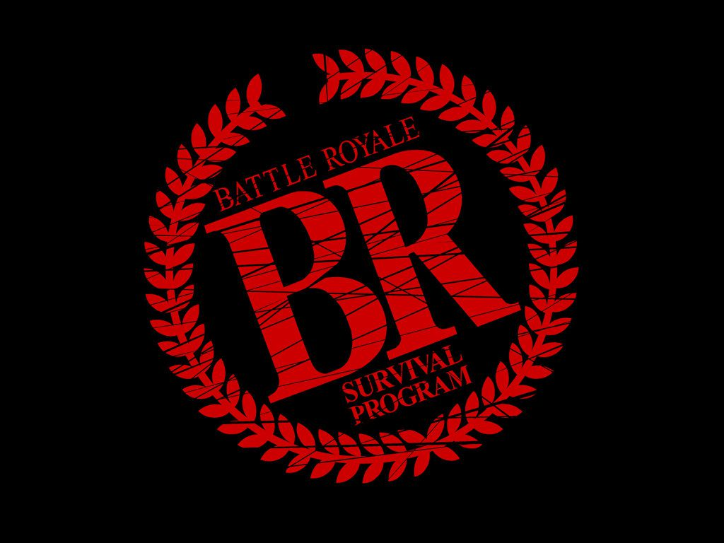 Film live action - Battle Royale - logo
