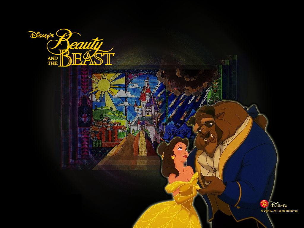 La Bella e la Bestia - Beauty and the Beast - lungometraggio animato Disney