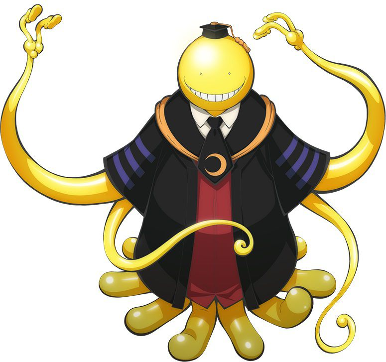 Assassination Classroom Koro Sensei