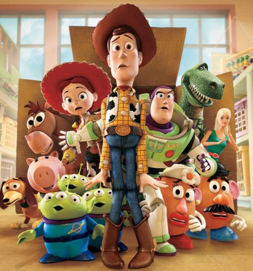 I 20 migliori film animati da guardare in famiglia - Best 20 cartoon ever - best animated films - Toy Story