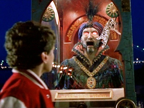 Big - film con Tom Hanks - Zoltar