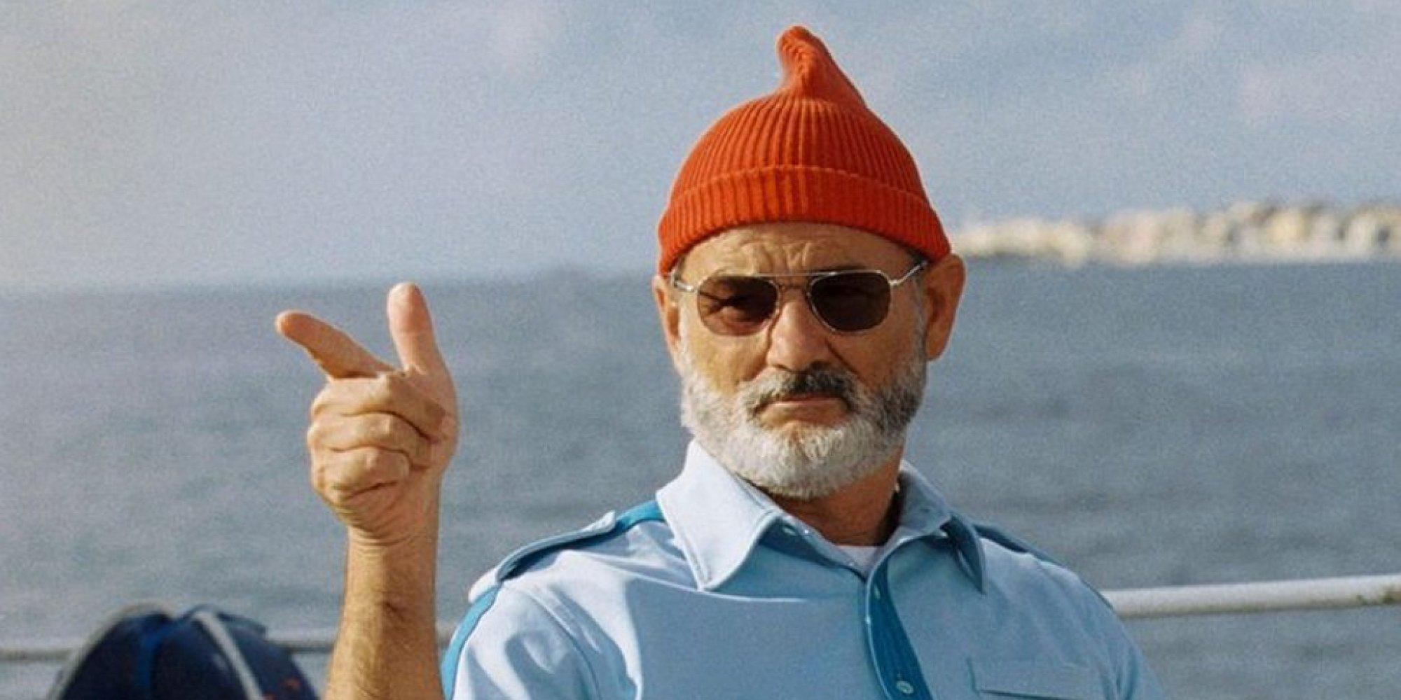 Bill Murray - Steve Zissou