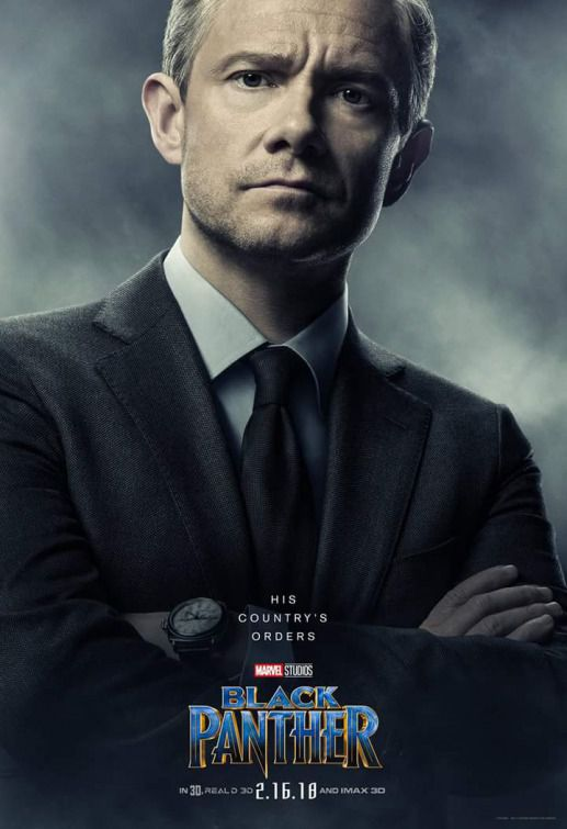 Martin Freeman - Everett Ross