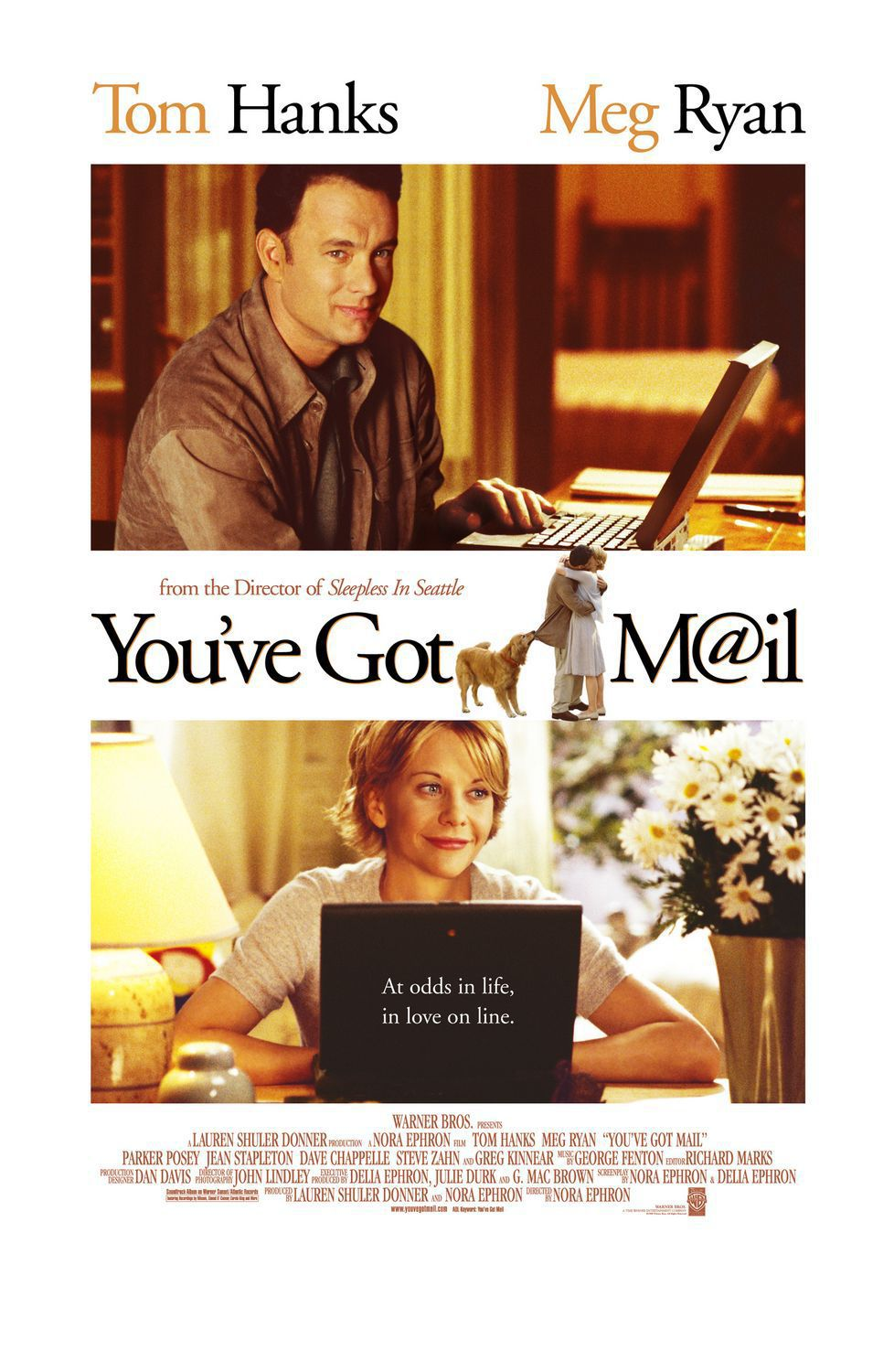 Cat Film C E Posta Per Te You Ve Got Mail 1998
