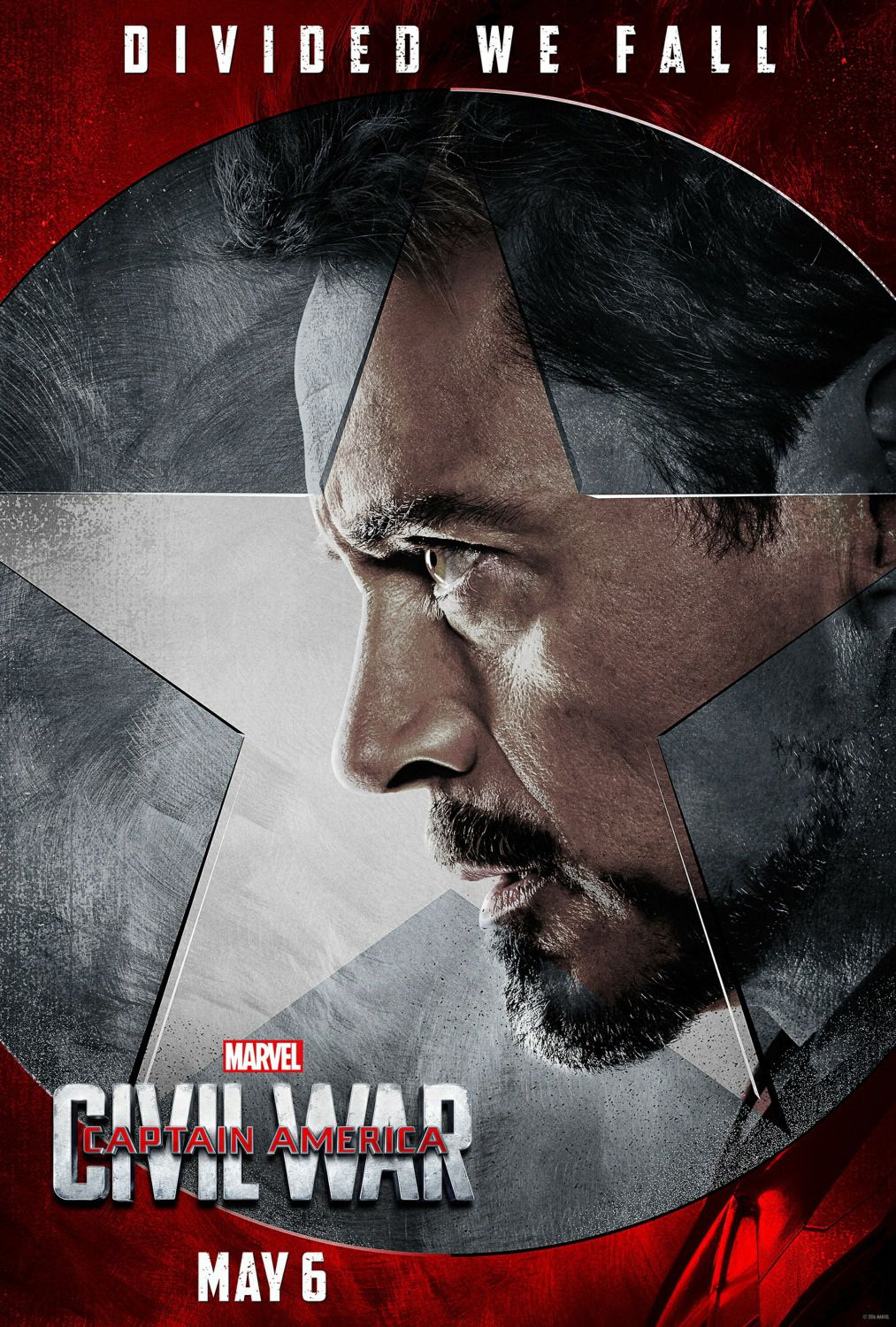 Captain America 3 - Civil War - Capitan America - Tony Stark - Iron Man (Robert Downey Jr.) - Iron Man