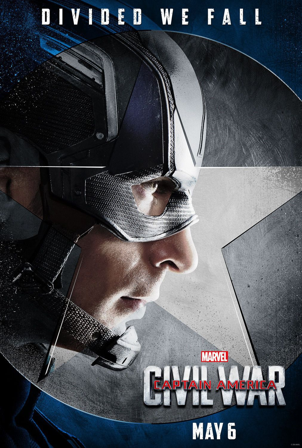 Captain America 3 - Civil War - Capitan America - Capitan America (Chris Evans)