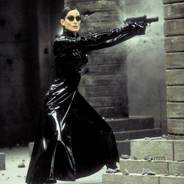 Carrie-Anne Moss - Trinity - Matrix