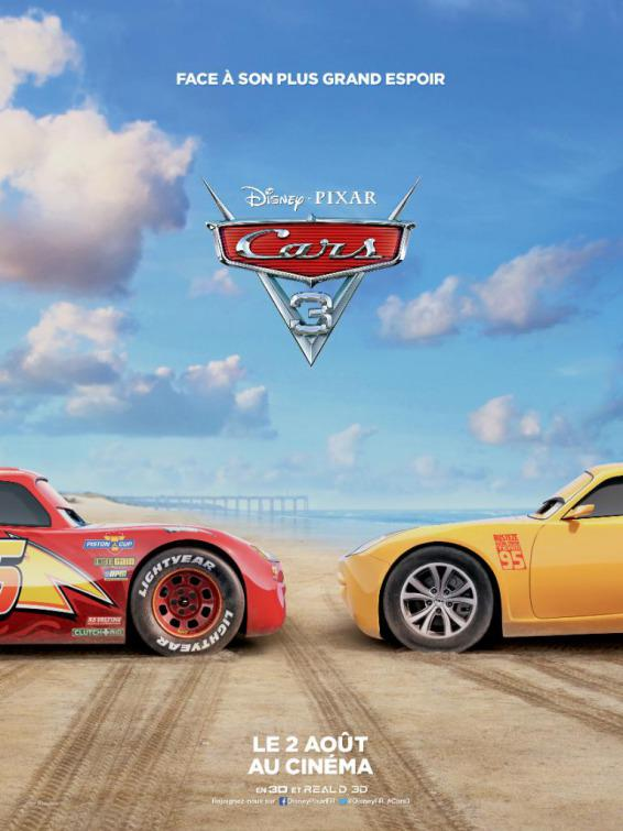 Cars 3 - Disney Pixar