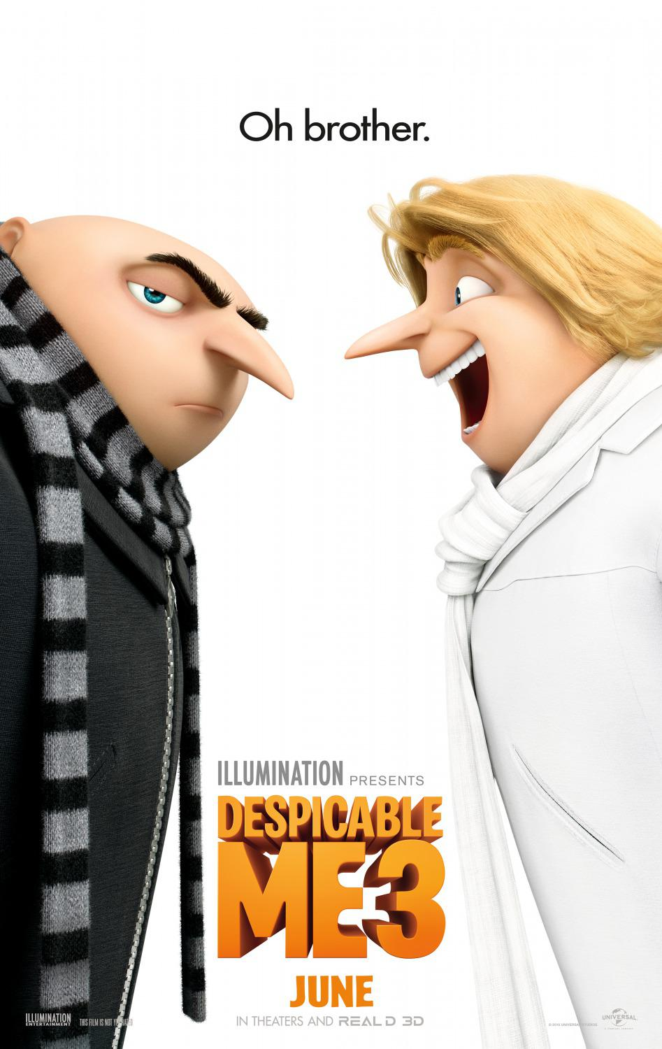 Cattivissimo me 3 - Despicable me 3 - brother