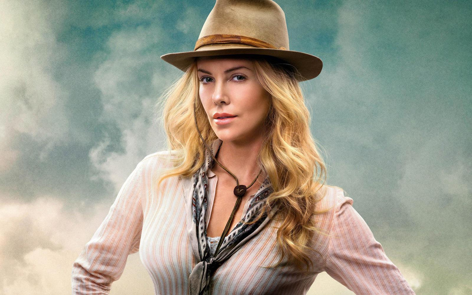Charlize Theron - Million ways to Die in the West