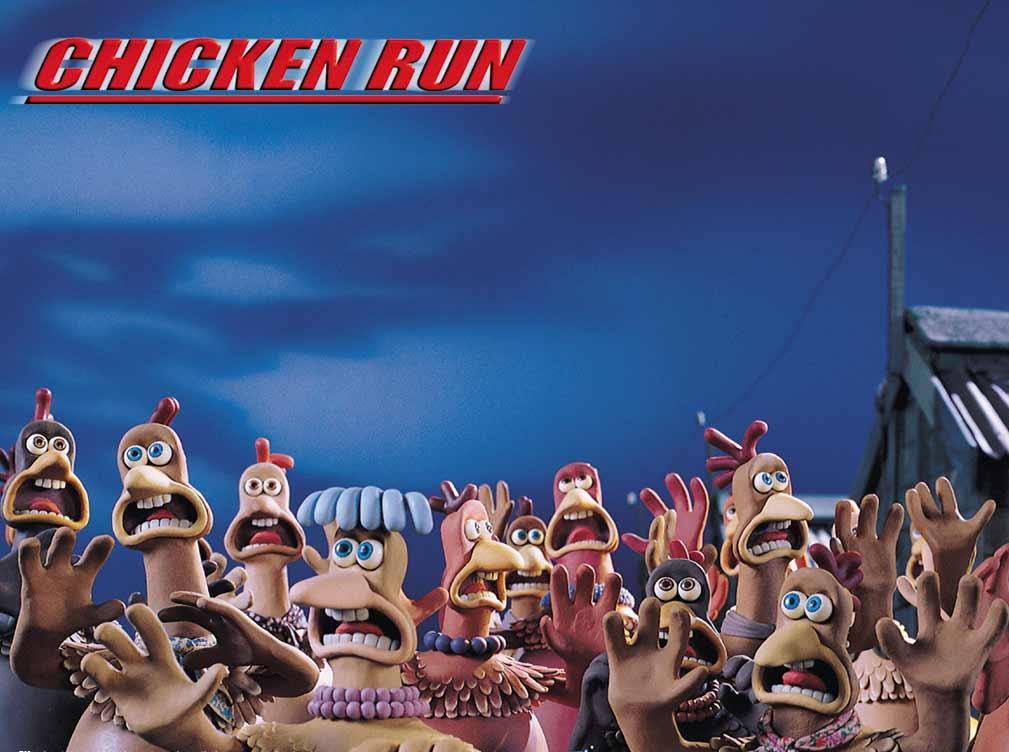 Galline in Fuga Chicken Run