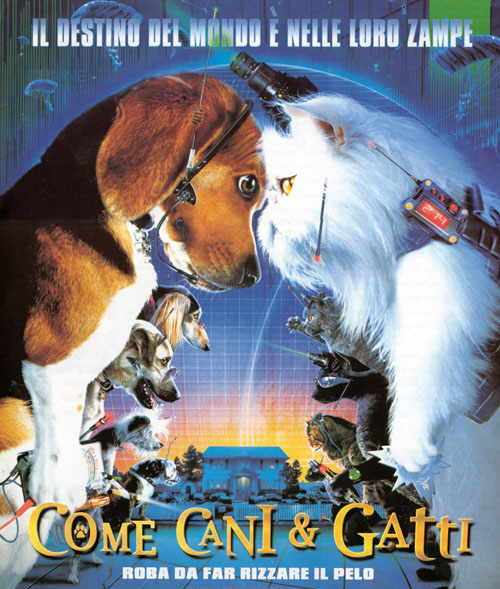 Come Cani e Gatti - Cats and Dogs