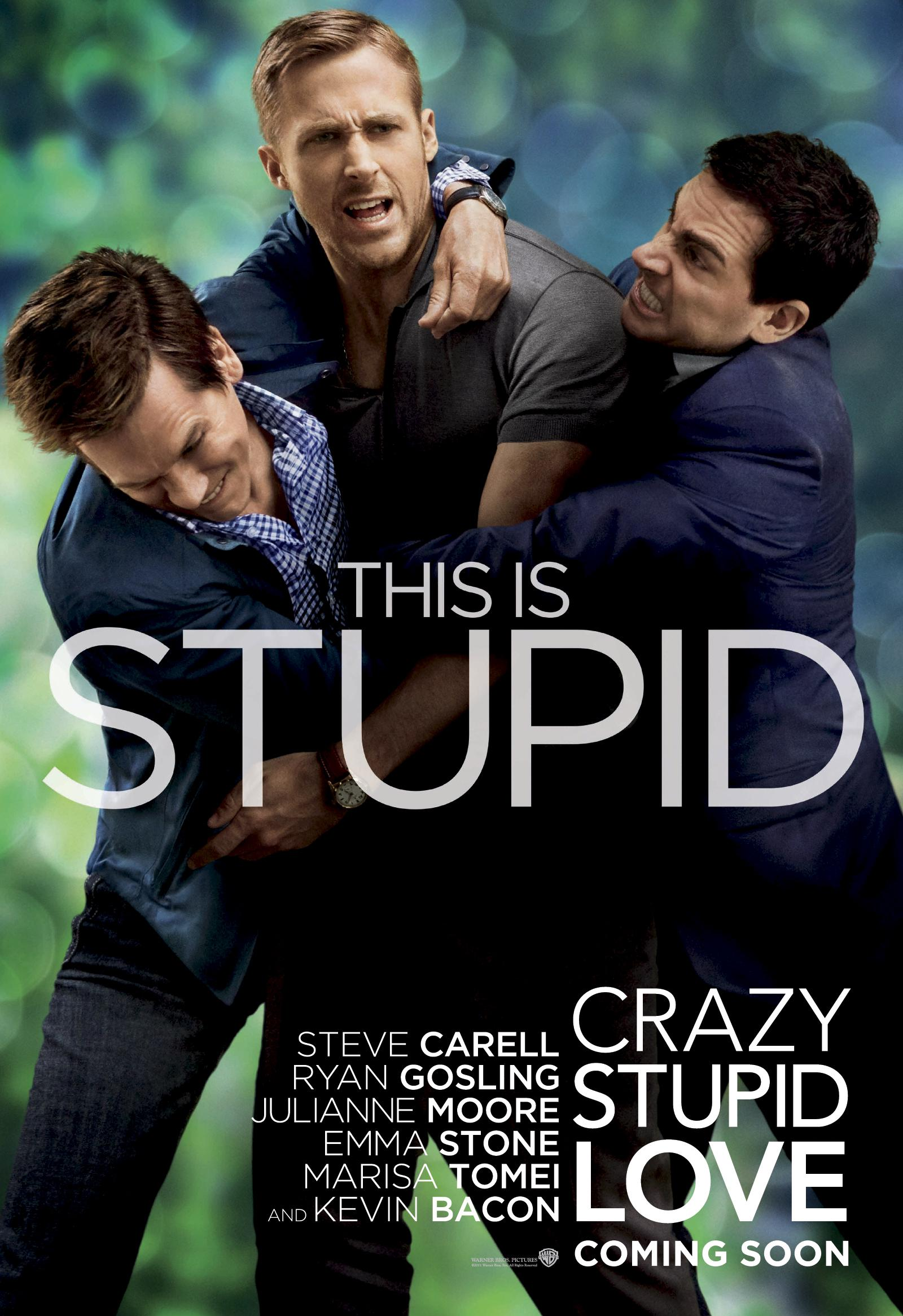 Crazy, Stupid, Love - this is Stupid